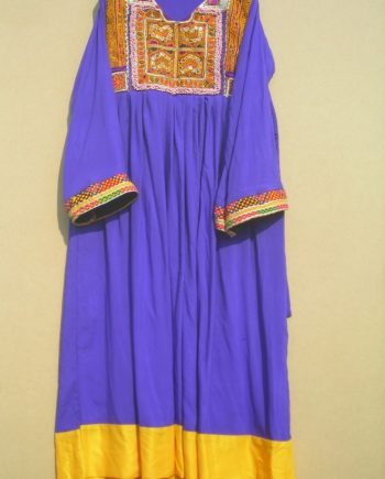 Kuchi Tribal Ladies Dress-6