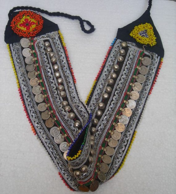 Handmade Belts with Coins