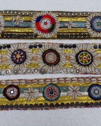 Kuchi Tribal Handmade Belts