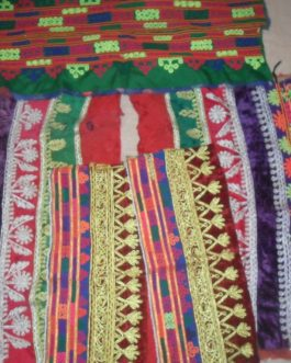 Handmade Kuchi Dress Border
