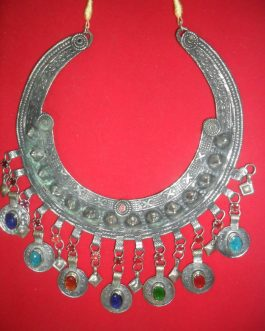 Single Tack Kuchi Necklace
