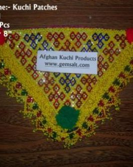 Dress Kuchi Patches