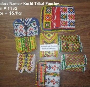 Kuchi Ladies Pouches/Purse/Violet