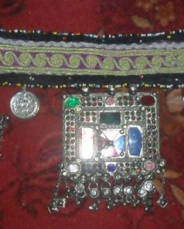 Handmade belly-dance Belts