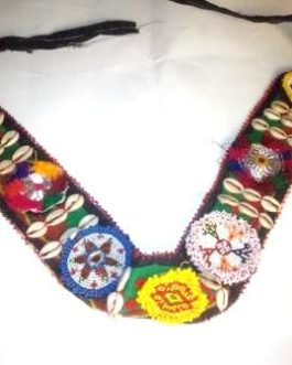 Handmade Shell Kuchi Belt