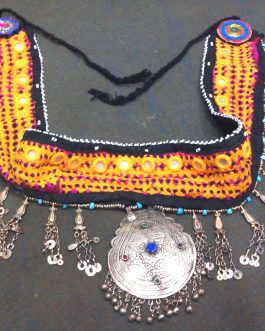Belly dance Vintage Kuchi Belt