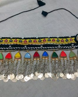 Multi GemStone Head Piece/Necklace