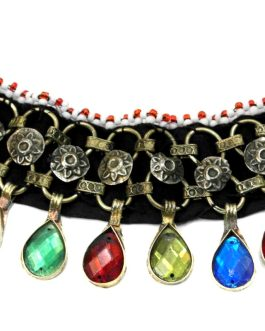 Gypsy Colourful Rainbow Belt