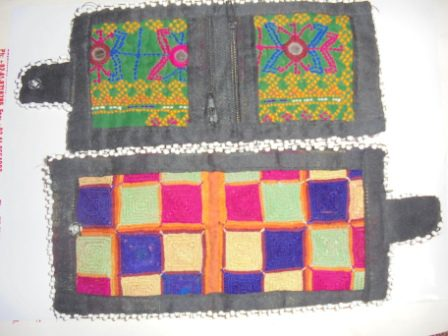 Afghani Embroidery Pouches