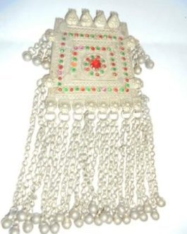 Long Bells Afghani Pendant