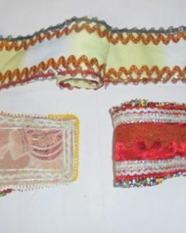 Fabric Beautiful Belt