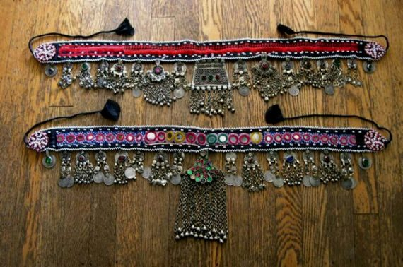 Belly Dance Belt Of Bells