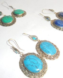 Gypsy Style Ear Rings