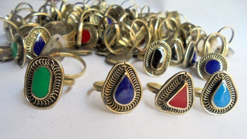 Wholesale Gypsy Rings