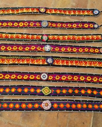 Afghani Embroidery Belt