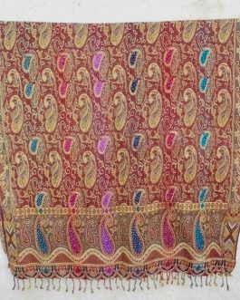 Large size Kashmiri Winter Shawals/Scarf ​