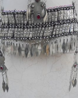 Vintage Body Chain With Pendants