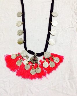 Antique Parts Necklace