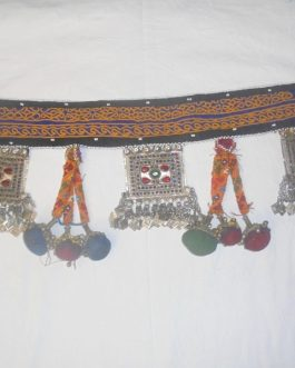 Metal & Tribal Tradition Parts Belt