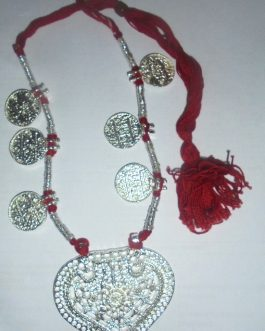Vintage Heart Necklace-IN