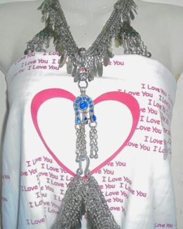 Tribal Body Chain With Adjustable Chain Design-02
