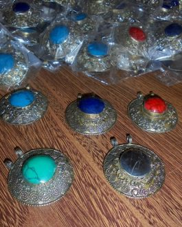 Multi Stone Wholesale Pendants