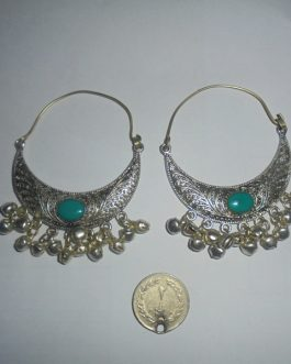 Wholesale Vintage Turquoise Ear Ring