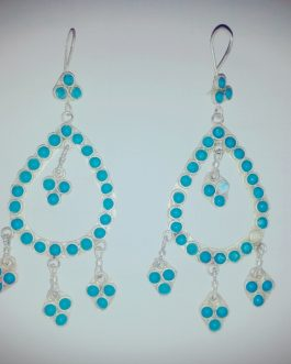 Turquoise Special Ear Ring