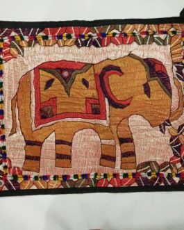 Purely Handmade Tribal Square Wall Decoration
