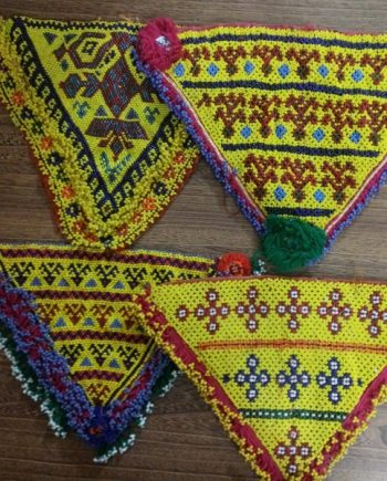 Jacket/Dress Triangle Patch (only Yellow Color)