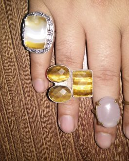 Vintage Antique Rings