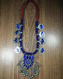 Bridal Afghani Necklace