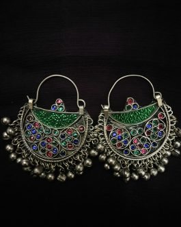 Larger Afghan Kuchi Ear Ring
