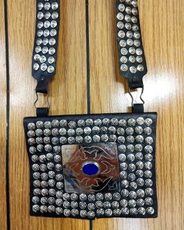 Turkman Leather Shoulder Bag